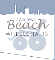St Andrews Beach Wheelchairs