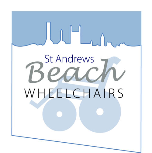 Beach Wheelchairs at St Andrews