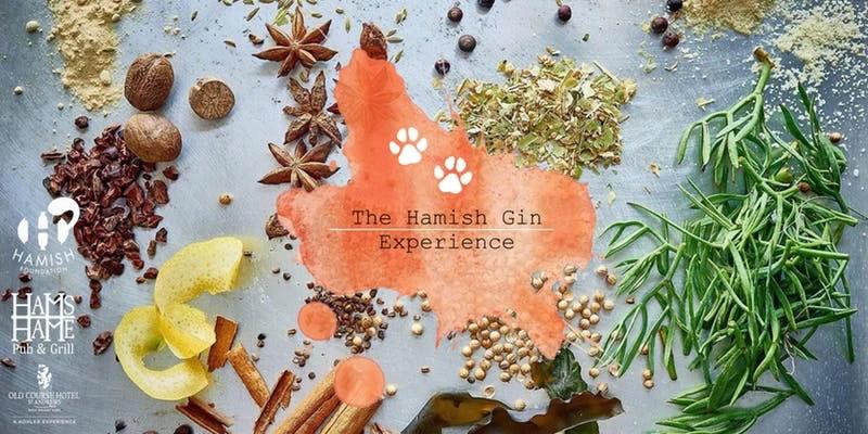 Hamish Gin Experience